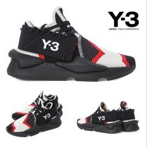 Y-3 KAIWA Unisex Street Style Collaboration Low-Top Sneakers