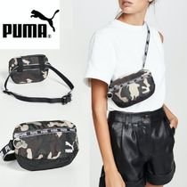 PUMA Camouflage Casual Style Hip Packs