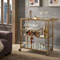Gold Furniture Carts Kitchen & Dining Room