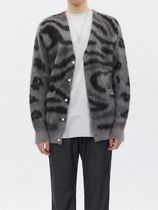 vivastudio Leopard Patterns Unisex Other Animal Patterns Cardigans