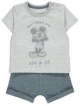 George Unisex Collaboration Co-ord Baby Boy Tops