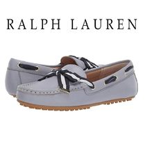LAUREN RALPH LAUREN Rubber Sole Loafer & Moccasin Shoes