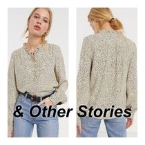 & Other Stories Long Sleeves Shirts & Blouses