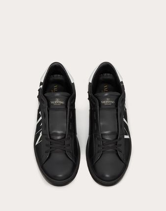 VALENTINO VLTN Unisex Studded Street Style Activewear Shoes