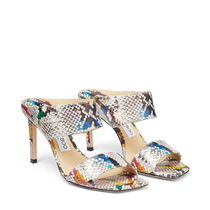 Jimmy Choo Casual Style Other Animal Patterns Leather Pin Heels