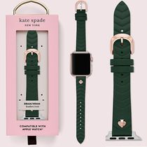 kate spade new york Casual Style Leather Elegant Style Watches