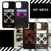 Off-White Street Style iPhone 11 Pro iPhone 11 Pro Max iPhone 11