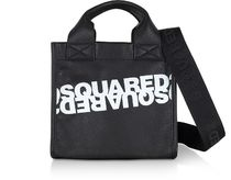 D SQUARED2 Casual Style Calfskin 2WAY Logo Handbags