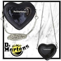 Dr Martens Heart Casual Style Shoulder Bags