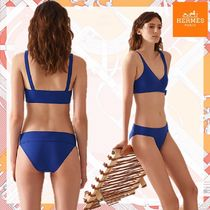 HERMES Plain Swimwear