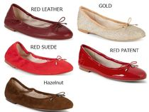 Sam Edelman Suede Leather Flats
