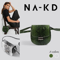NA-KD Casual Style Other Animal Patterns Elegant Style