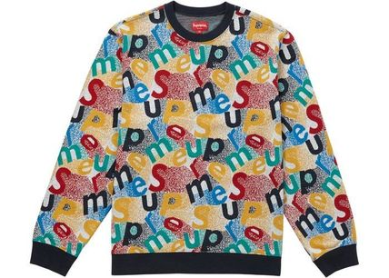Supreme Street Style Sweaters