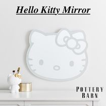 Pottery Barn Blended Fabrics Collaboration Mirrors