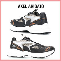 AXEL ARIGATO Casual Style Leather Low-Top Sneakers