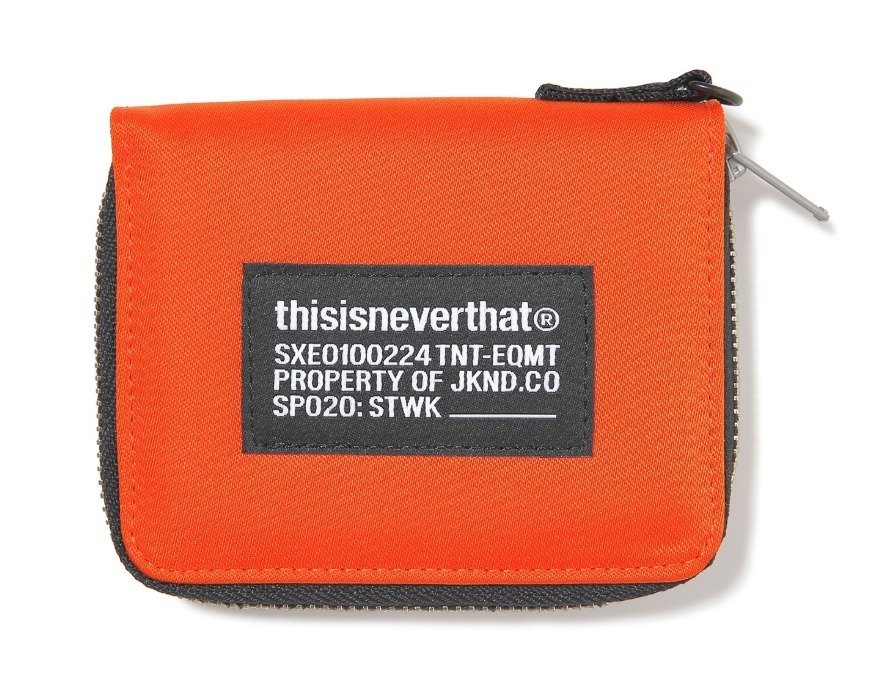 shop thisisneverthat wallets & card holders