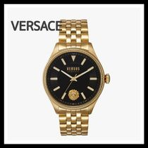 VERSACE Unisex Analog Watches