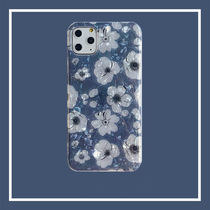 Flower Patterns With Jewels iPhone 8 iPhone 8 Plus iPhone X