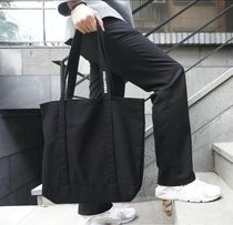 D SQUARED2 Unisex Street Style Totes