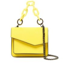 Botkier Casual Style 2WAY Chain Plain Leather Elegant Style