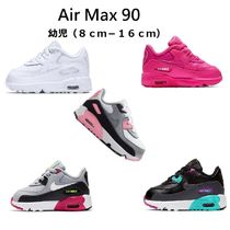 Nike AIR MAX 90 Unisex Baby Girl Shoes