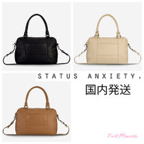 STATUS ANXIETY A4 Office Style Handbags