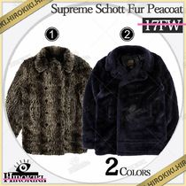 Supreme Collaboration Peacoats Coats