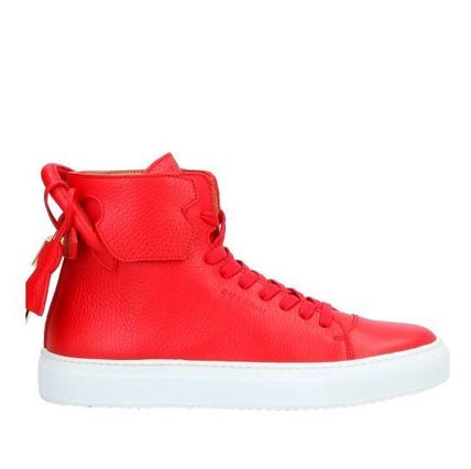 Shop BUSCEMI Low-Top Sneakers by Massey