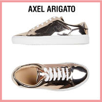 AXEL ARIGATO Round Toe Rubber Sole Casual Style Low-Top Sneakers