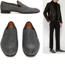 Christian Louboutin Loafers Leather Loafers & Slip-ons