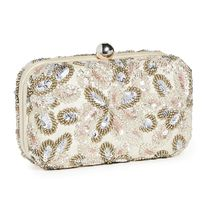 SANTI Casual Style 2WAY Chain Party Style Elegant Style Clutches