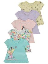George Co-ord Baby Girl Tops