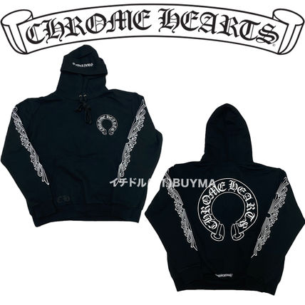CHROME HEARTS Hoodies Hoodies