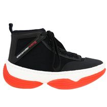 Alexander Wang Lace-up Logo Low-Top Sneakers