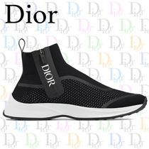Christian Dior Blended Fabrics Sneakers