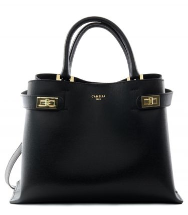 Casual Style A4 2WAY Plain Leather Office Style Handbags