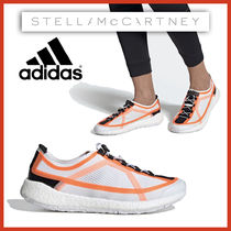 adidas by Stella McCartney Casual Style Unisex Street Style Plain Low-Top Sneakers