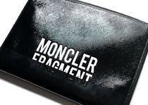 MONCLER MONCLER GENIUS Leather Clutches