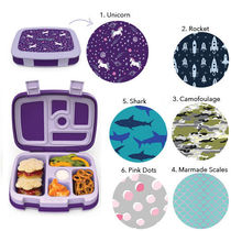 Printed Lunch Box