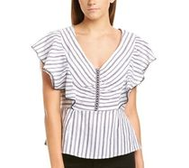 BCBG MAXAZRIA Casual Style Office Style Shirts & Blouses