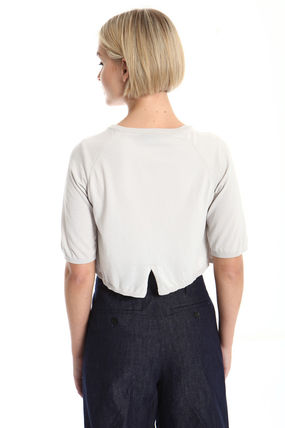 Casual Style Cotton Office Style Cardigans