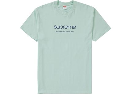 Supreme More T-Shirts Street Style Short Sleeves T-Shirts 8