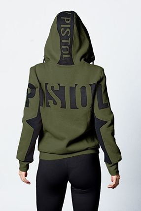 Unisex Street Style Workout Hoodies