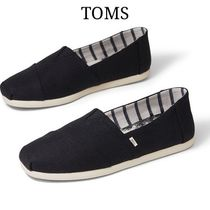 TOMS Plain Toe Street Style Plain Shoes