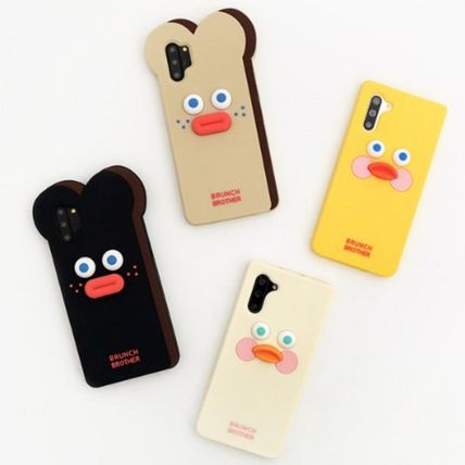 Unisex Silicon Smart Phone Cases