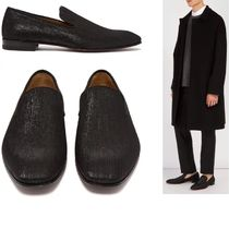 Christian Louboutin Loafers Plain Leather Loafers & Slip-ons
