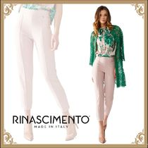 Rinascimento Casual Style Plain Long Party Style Office Style
