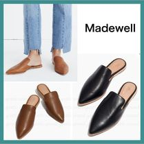 Madewell Casual Style Leather Sandals Sandal