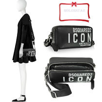 D SQUARED2 Leather Shoulder Bags
