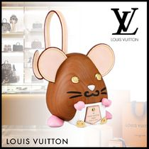 Louis Vuitton Blended Fabrics Trays